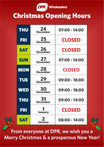 opening hours email 2015-16