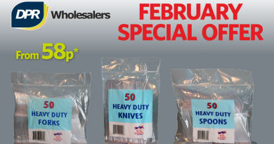 February Offer: Heavy Duty Disposables Cutlery