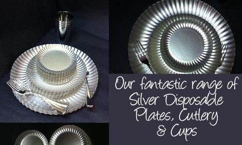 'Silver' disposables