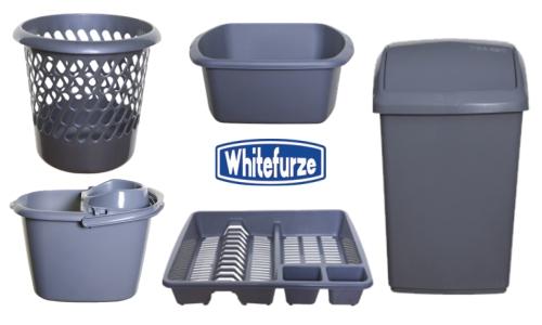 Bins, baskets & buckets